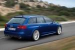 Audi A6 Avant, droguri, viteza