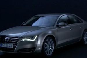 VIDEO: Noul Audi A8 in actiune
