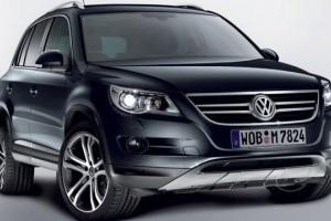 Editie speciala VW Tiguan Track & Avenue