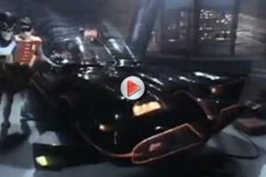 VIDEO: Metro, un Batmobil inedit!