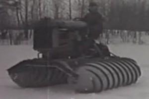 VIDEO: Un allroad din 1924