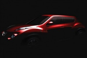 Nissan pregateste noul crossover Juke