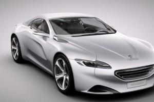 FOTO: Conceptul Peugeot SR1