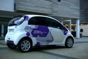 VIDEO: Modelul electric Citroen C-Zero