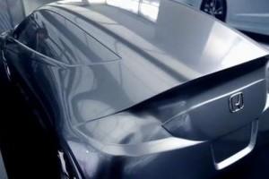 VIDEO: Honda CR-Z Hybrid