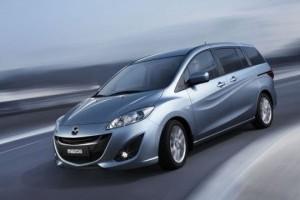 Iata noul Mazda5!