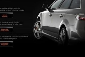 NOU: Sistemul de navigatie Ford Mobile Navigation