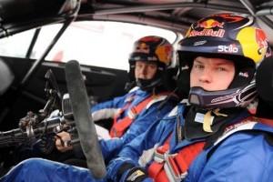 Kimi Raikkonen, la prima cursa cu Citroen WRC in Arctic Rally din Laponia