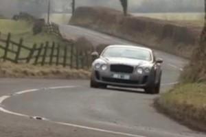 VIDEO: Test-drive cu Bentley Continental Supersports