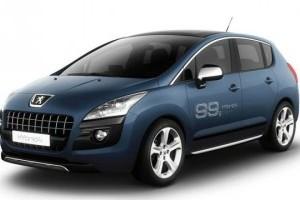 Peugeot Citroen va lansa 4 modele hibride