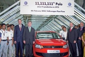 VW Polo a ajuns la cifra de 11.111.111 unitati produse