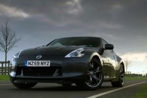 Noul Nissan 370Z Black Edition