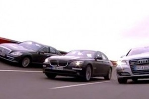 VIDEO: Audi A8 vs Mercedes S-Klasse vs BMW Seria 7