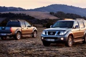 Nissan Pathfinder si Navara facelift