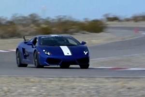 VIDEO: Lambo LP 550-2 Valentino Balboni vs. Ford GT vs. Audi R8