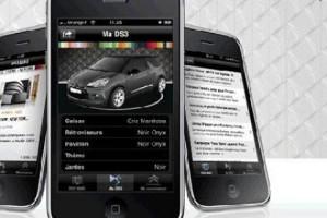Aplicatie Citroen DS3 pentru iPhone si iPod Touch