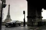 VIDEO: Jaguar XF pe strazile Parisului
