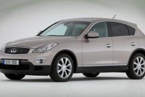 Infiniti prezinta noul EX30d la Geneva