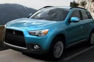 VIDEO: Mitsubishi ASX in miscare