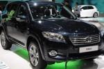 Geneva LiVE: Toyota RAV4 facelift