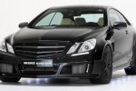 Brabus Mercedes E-Klasse Coupe: 789 CP, 1420 Nm