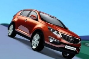 VIDEO: Promo la Kia Sportage
