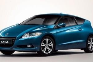 Honda CR-Z se vinde ca pianea calda in Japonia