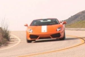 VIDEO: Lamborghini Gallardo LP550-2 Valentino Balboni