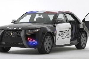 BMW va motoriza masinile de politie americane