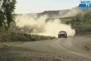 VIDEO: Citroen a inceput pregatirile pentru Raliul Iordaniei