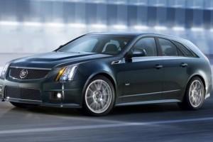 OFICIAL: Cadillac CTS-V  Sport Wagon