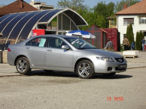 HONDA ACCORD 2.2 I-CTDI