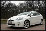 Test cu Toyota Prius