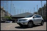 Test cu Nissan Murano