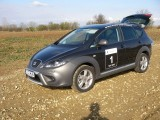 Drive test SEAT ALTEA