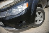 Test cu Mitsubishi Outlander