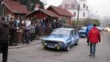 rally show 7- start