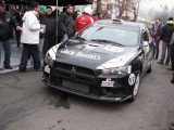 rally show  9 - start