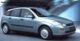 Ford Focus, Numar usi