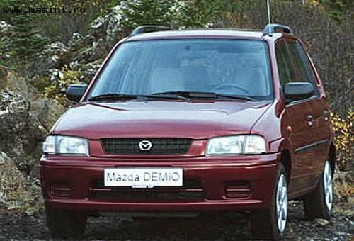 Mazda Demio, Numar usi