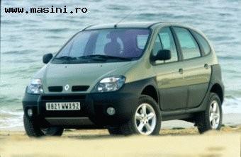 Renault Scenic, Numar usi