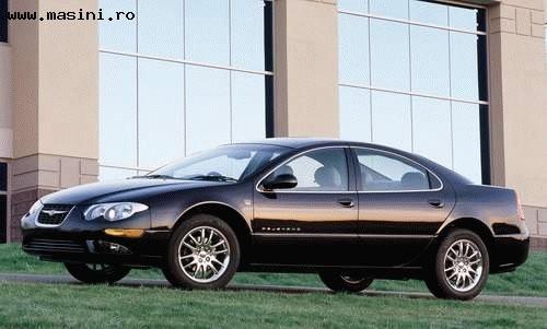 Chrysler 300 M, Numar usi