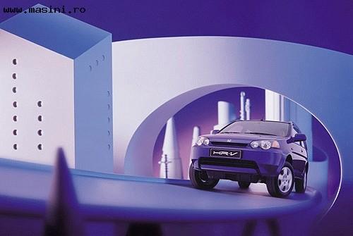 Honda HR-V, Numar usi