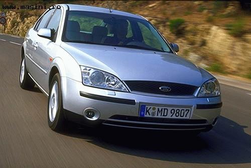 Ford Mondeo, Numar usi