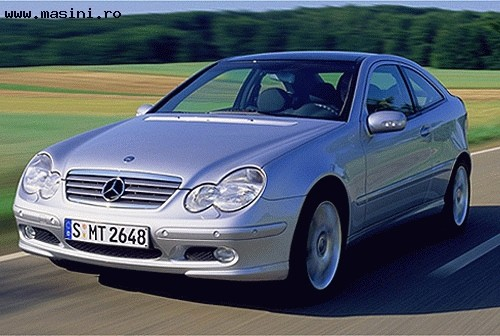 Mercedes-Benz C-Class Sportcoupe, Numar usi