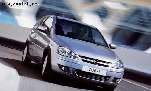 Opel Corsa 3 usi, Numar usi