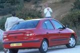 Renault Megane Classic, Numar usi