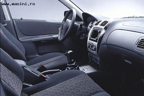 Mazda 323, Numar usi