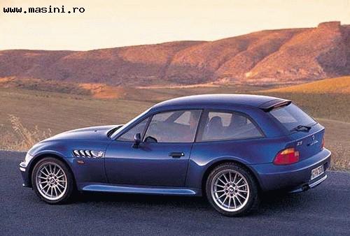 BMW Z3, Numar usi