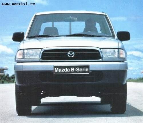 Mazda B2500 2 usi, Numar usi